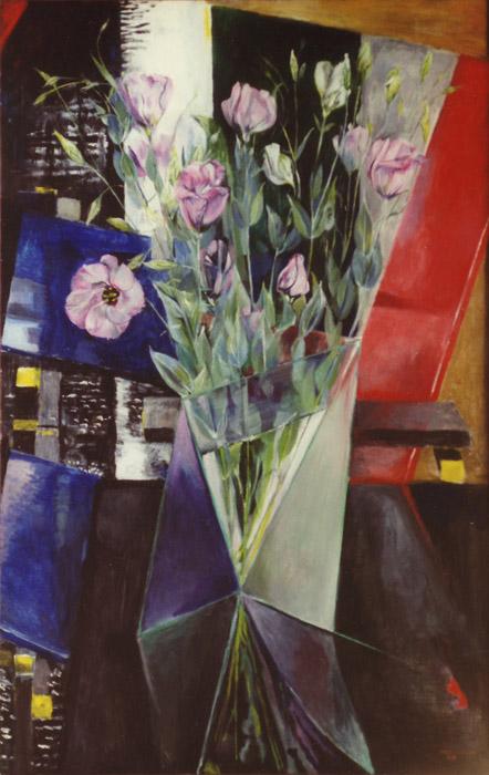 Bloemen in 'Van Schijndel vaas