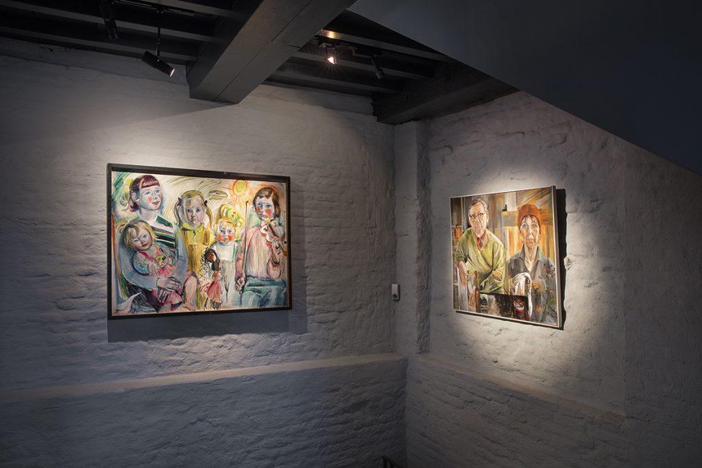 Bep Rietveld (1913-1999), schilder-tekenaar in oorlogs- en vredestijd 2