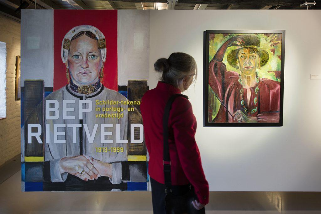 Bep Rietveld (1913-1999), schilder-tekenaar in oorlogs- en vredestijd 3