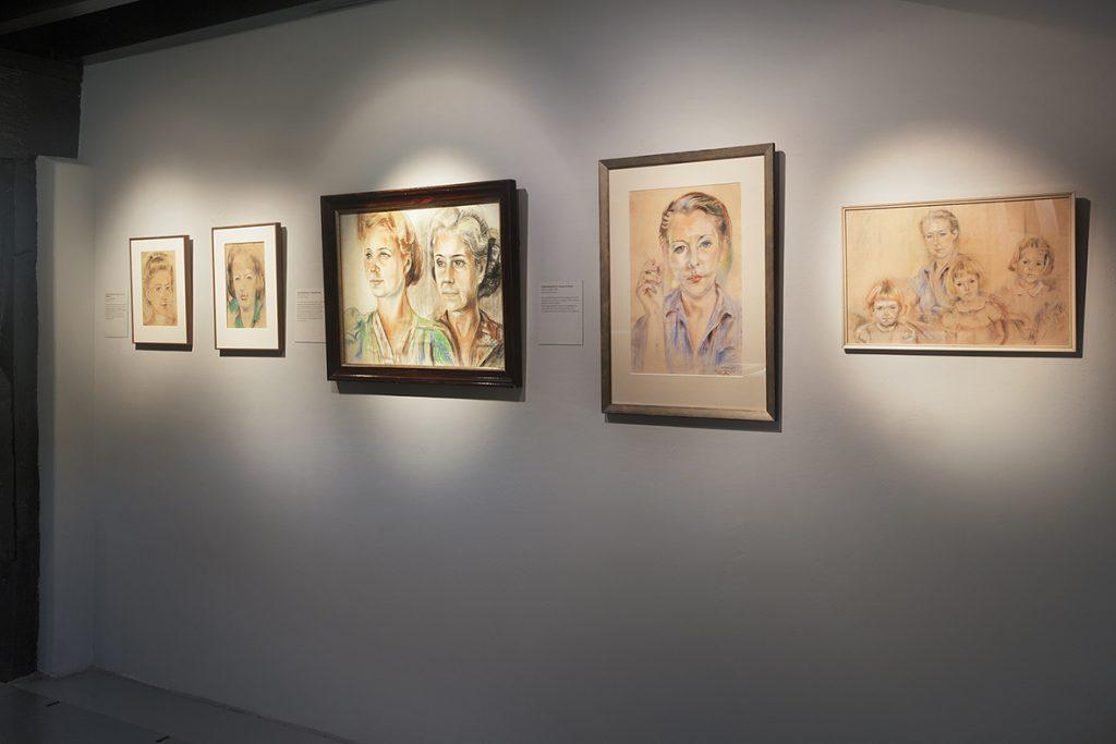 Bep Rietveld (1913-1999), schilder-tekenaar in oorlogs- en vredestijd 18