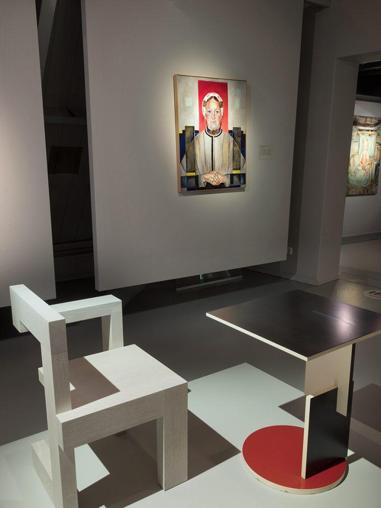 Bep Rietveld (1913-1999), schilder-tekenaar in oorlogs- en vredestijd 20